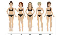 【攻略】根据身材选婚纱,轻松显瘦五公斤!