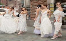 2019新娘婚纱造型