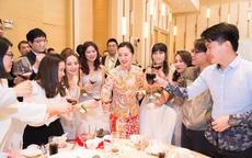 婚宴上的敬酒顺序