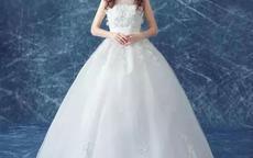 结婚礼服女装图片春季