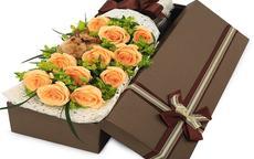 520送女朋友玫瑰花多少朵合适