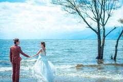 济南婚纱照一般多少钱