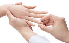 情侣戴戒指戴哪个手指比较好?