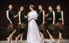 婚庆策划公司提供租伴娘服务吗