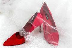 新娘鞋只能穿一次吗