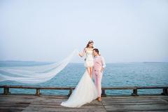 2019年上海拍一套婚纱照多少钱?
