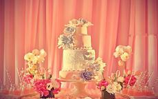 婚礼蛋糕一般几层啊