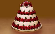 婚庆蛋糕尺寸一般是多大