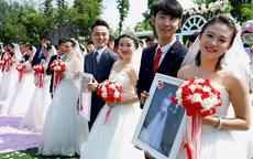 新人集体婚礼是如何举办的?集体婚礼的优缺点比较