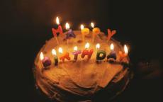送给老公的生日蛋糕写什么有创意