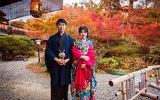 日本拍婚纱照大概多少钱