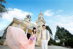 深圳照婚纱照的景点有哪些