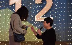 如何向女朋友求婚最温馨