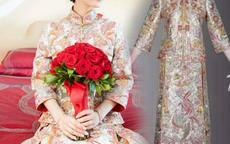 龙凤褂和秀禾服的区别 结婚穿秀禾还是龙凤褂