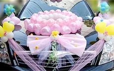 婚车图片欣赏,最新婚车装饰经验分享