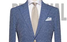 定制一套西服多少钱 结婚当天穿的礼服
