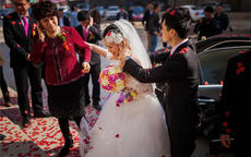 新婚当日关于婚礼的一切