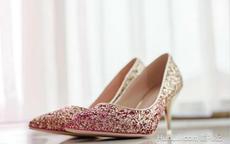 新娘鞋穿着舒适的小技巧