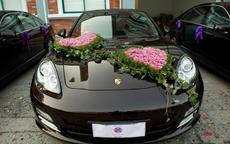 西安结婚租跑车一天多少钱