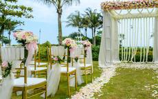 户外高端婚礼策划方案都有哪些内容?