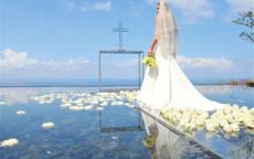 巴厘岛水上婚礼价格
