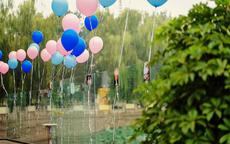 气球装饰婚庆庆典技巧