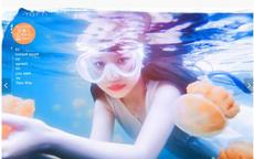 水下婚纱照怎么呼吸,才能拍出又美又好看的照片?