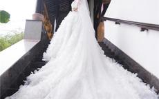 漂亮婚纱图片大全 最火的5款婚纱推荐
