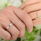 男女朋友带戒指的正确戴法 情侣戒指戴在哪个手指