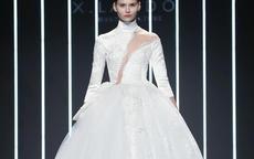 矮个新娘的婚纱如何挑选