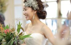 日系新娘发型图解简单