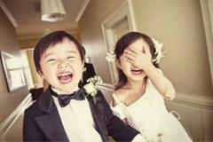结婚花童一般找几岁的