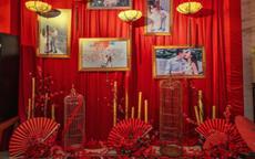 中式婚礼现场布置清单
