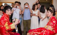 那些婚礼现场的创意游戏大全
