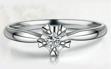 钻石戒指哪个牌子好