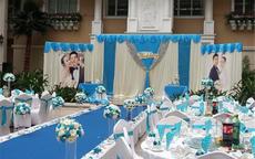 5种风格不同的婚礼任你选