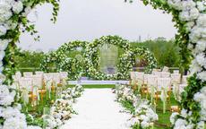 婚禮路引花應該如何選擇?