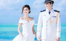 军人婚纱照穿什么衣服