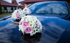 结婚花车图片 婚车装饰有哪些讲究