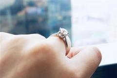 男的左手食指戴戒指代表什么