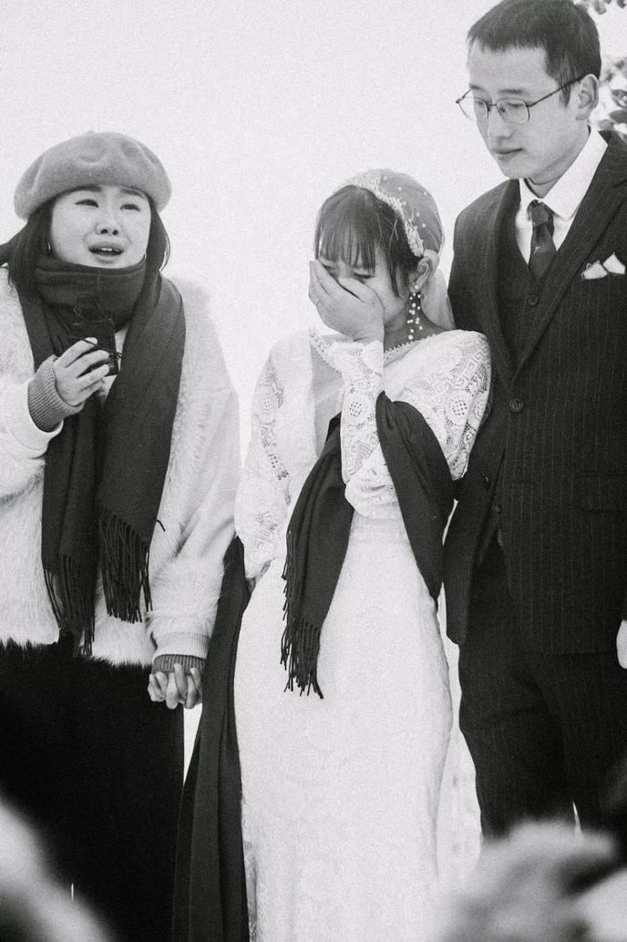 24天備婚,在零下13°的雪山上辦婚禮