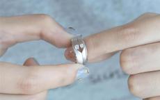 戴银戒指有什么好处 送银戒指的寓意是什么
