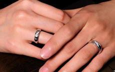 已婚男士的戒指戴法
