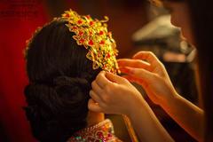 郑州新娘跟妆价格