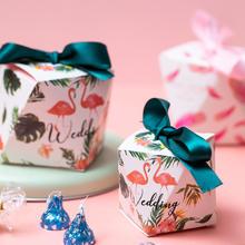 少女浪漫钻石喜糖盒