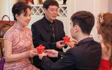 父母结婚三十年的祝福语