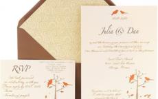 正式结婚邀请函模板