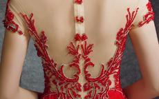 新娘装红色结婚礼服的款式有哪些