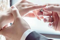 男女结婚戒指戴哪只手