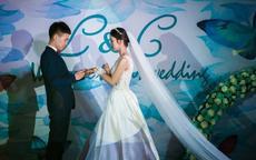 祝福结婚新人的话